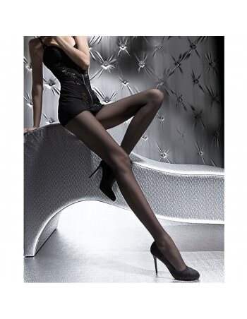 Collants Nina noir 40 den