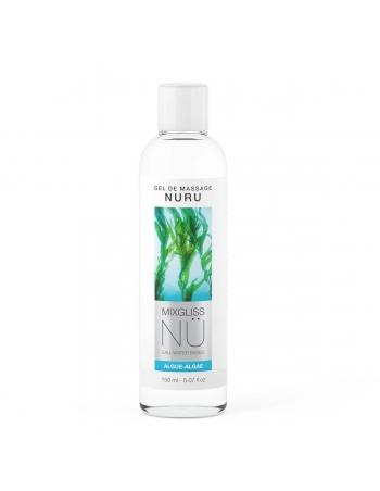 Gel de massage Nuru Mixgliss NÜ 150 ml