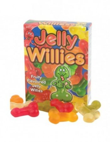 Bonbon Jelly Willies