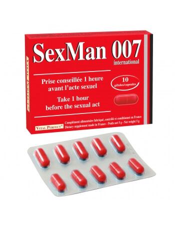 SexMan 007 x10