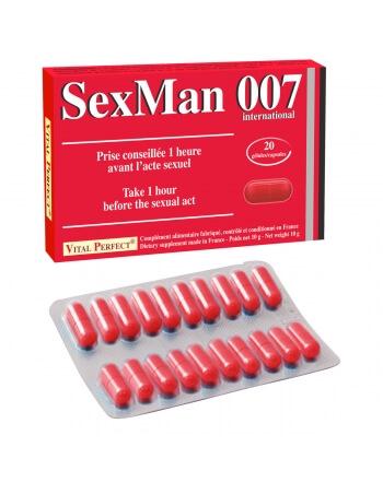 SexMan 007 x20