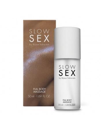 Gel de massage Slow Sex