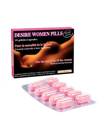 Desire Women x10