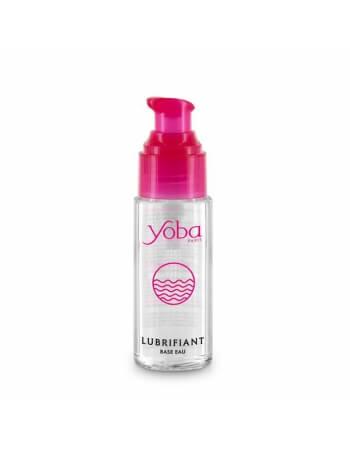 Yoba lubrifiant à base d'eau