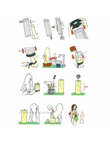 Kit de moulage CloneBoy