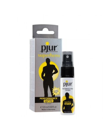 Spray retardant  Pjur Superhero