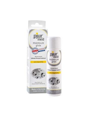 Lubrifiant Pjurmed Premium peaux sensibles