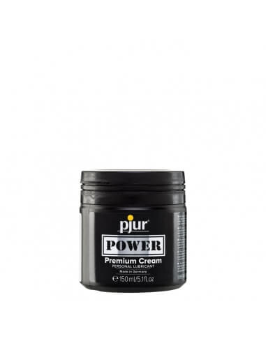Lubrifiant Pjur Power cream 150 ml