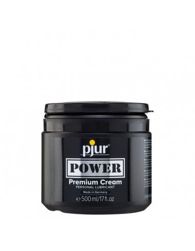 Lubrifiant Pjur Power cream 500 ml