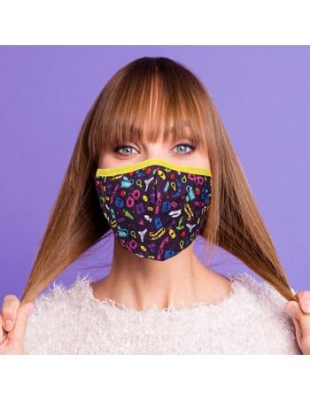 Sur-masque décoratif Kinky