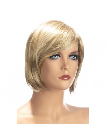 Perruque Berangere blonde méchée