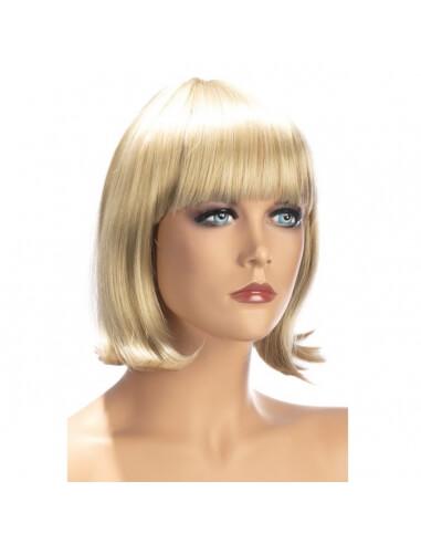 Perruque Sophie blonde