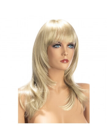 Perruque Kate blonde