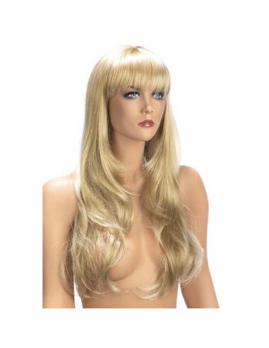 Perruque Diane blonde