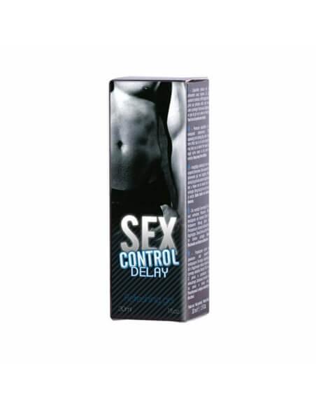 Gel rafraîchissant Sex Control