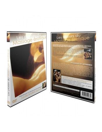 DVD - Les plaisirs du massage érotique