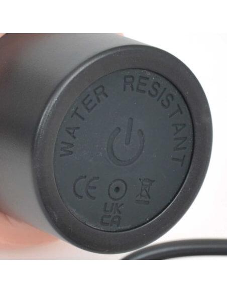 Réel vibrant et rechargeable N° 45 - 22 cm