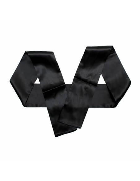 Large bandeau noir