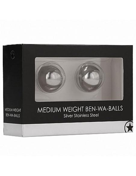Boules de geisha Ouch Ben-Wa Medium