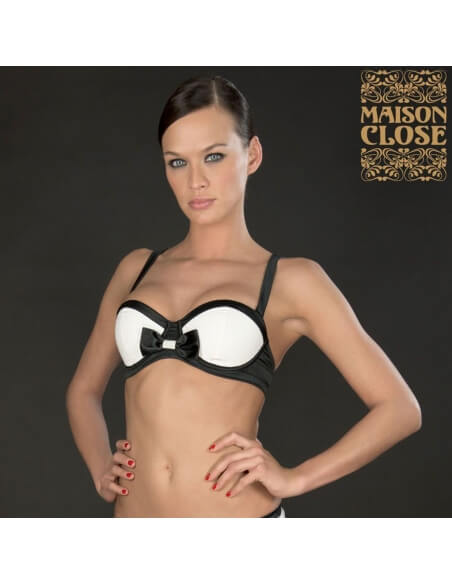 Soutien-Gorge push-up Cabaret Smoking